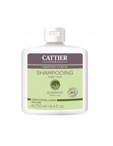 Champú cabellos grasos arcilla Cattier