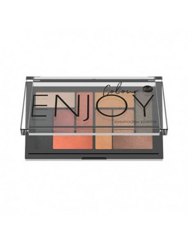 Colour Enjoy paleta de sombras Bell