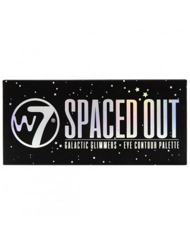 Spaced Out paleta de sombras W7