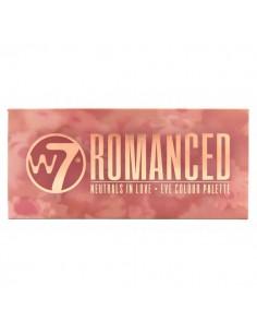Romanced paleta de sombras W7