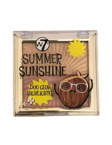 Summer Sunshine W7 iluminador doble