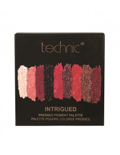 Intrigued Technic paleta de...