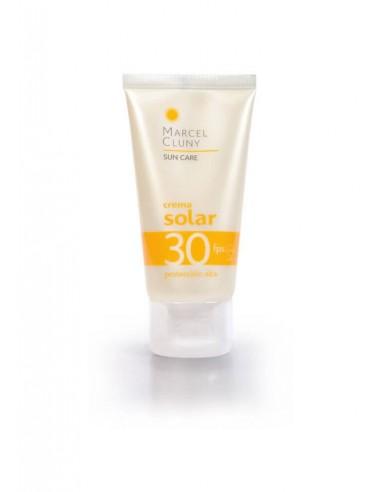 Crema solar facial SPF30 Marcel Cluny