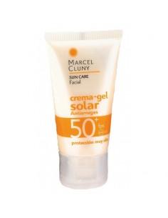Crema-gel facial SPF50+...