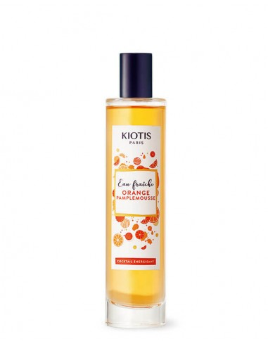 Agua fresca Naranja y Pomelo Kiotis