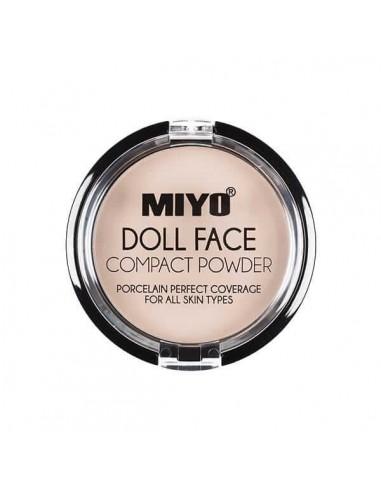 Doll Face polvos compactos  Miyo