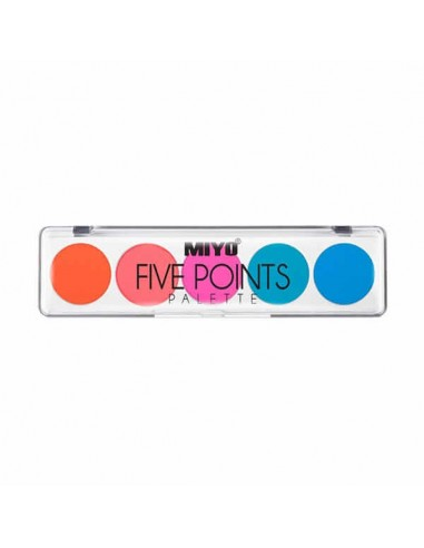 Five Points Carnival paleta Miyo