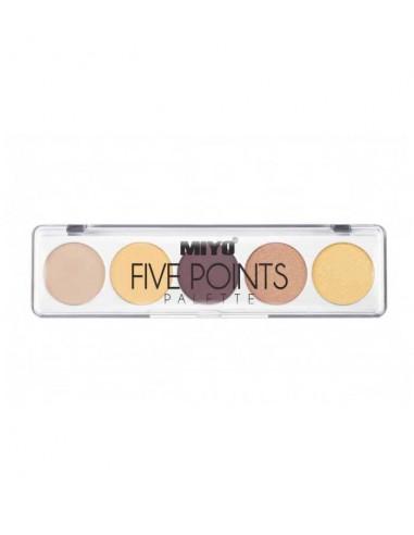 Five Points Life Is a Beach paleta Miyo