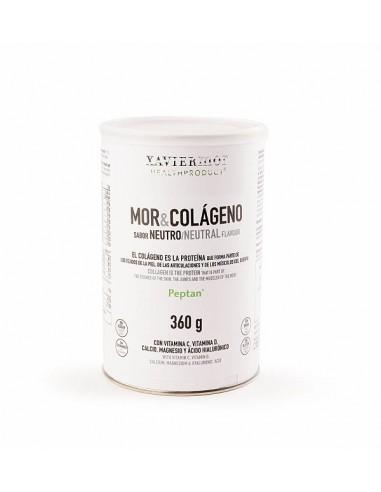 Colágeno hidrolizado Xavier Mor
