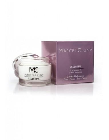 Crema hidratante piel seca Marcel Cluny