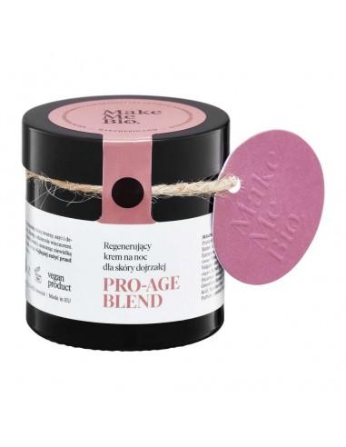 Crema facial de noche ecologica Make...