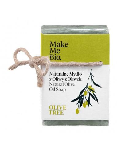Jabón con aceite de oliva Make Me Bio