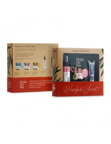 Set regalo ecológico piel seca Make...
