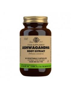 Ashwagandha 60 cápsulas Solgar